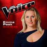 blue skies (the voice performance) (single) - emma pask