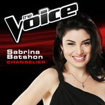 chandelier (the voice australia 2014 performance) (single) - sabrina batshon