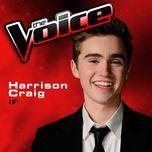 if (the voice performance) (single) - harrison craig