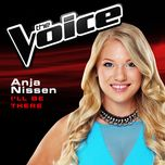 i'll be there (the voice performance) (single) - anja nissen