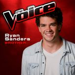 brother (the voice 2013 performance) (single) - ryan sanders