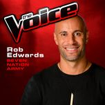 seven nation army (the voice 2013 performance) (single) - rob edwards