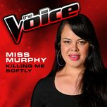 killing me softly (the voice 2013 performance) (single) - ms murphy