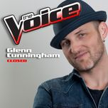 closer (the voice performance) (single) - glenn cunningham