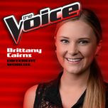 different worlds (the voice performance) (single) - brittany cairns