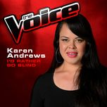 i'd rather go blind (the voice 2013 performance) (single) - ms murphy