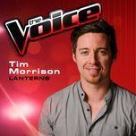 lanterns (the voice 2013 performance) (single) - tim morrison