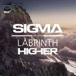 higher (single) - sigma, labrinth
