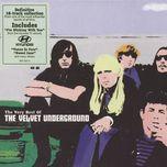 the very best of the velvet underground - the velvet underground