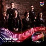 face the shadow (single) - genealogy
