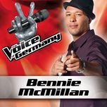 marry you (from the voice of germany) (single) - bennie mcmillan