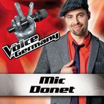 i believe i can fly (from the voice of germany) (single) - mic donet