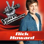 yellow (from the voice of germany) (single) - nick howard