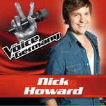 we are young (from the voice of germany) (single) - nick howard