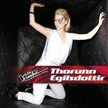the scientist (from the voice of germany) (single) - thorunn egilsdottir