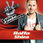 du erinnerst mich an liebe (from the voice of germany) (single) - raffa shira
