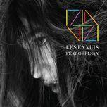 les ennuis (single) - izia