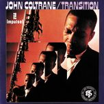 transition - john coltrane