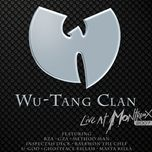 live at montreux - wu tang clan