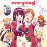 colorful story (single) - every-ing