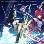 ao no kanata no four rhythm vocal & sound collection (cd2) - sawada natsu, konno yuri, sera mito, mishiro mako