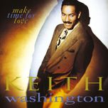 make time for love - keith washington