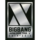 japan dome tour 2014-2015 x - bigbang