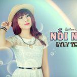 noi nho (single) - lyly tran