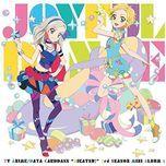 aikatsu! 3rd season insert song mini album joyful dance - aikatsu stars!