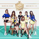 heart attack (mini album) - aoa