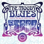 live at the isle of wight - the moody blues