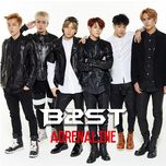 adrenaline (japanese single) - beast