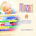 mozart for babies: concentration mozart for babies ensemble - mozart for babies ensemble