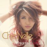 always love u (digital single) - che'nelle
