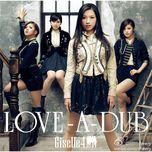 love-a-dub (japanese single) - giselle4