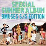 9muses s/s edition (mini album) - nine muses