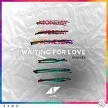 waiting for love (remixes ep) - avicii