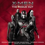 x-men: days of future past - rogue cut ost (extended version) - john ottman