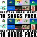 nabeyama hideki works 10 songs pack - nabeyama hideki, gumi