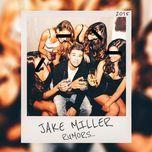 rumors (ep) - jake miller