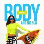 body and the sun (japanese edition) - inna