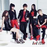 fire! (single) - lol