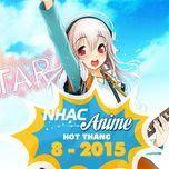 nhac anime hot thang 8 - v.a