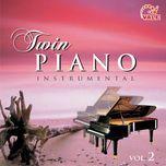 twin piano instrumental (vol. 2) - robin anderson
