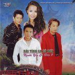 bai tinh ca co don - chim trang mo coi (tinh music platinum vol. 52) - v.a
