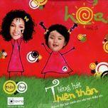 hoa - tieng hat thien than (hien thuc vol. 5) - hien thuc