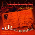 oi! cuoc song men thuong - v.a