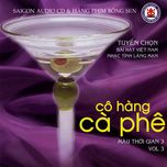mau thoi gian 3 - co hang cafe - v.a