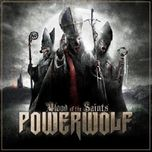 blood of the saints - powerwolf