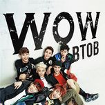 wow (japanese single) - btob